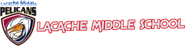Lacache Middle School  Logo